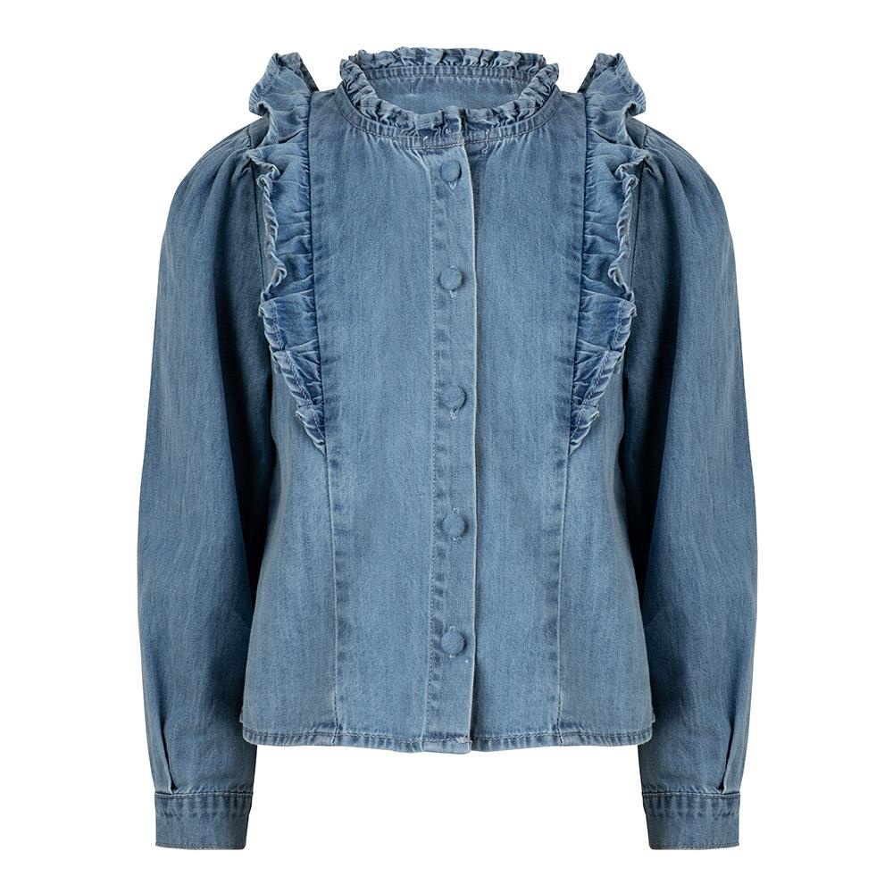 Kids jeans blouse