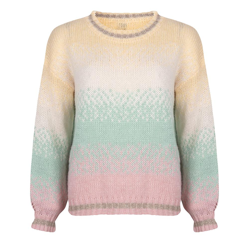 Charlie sweater pink