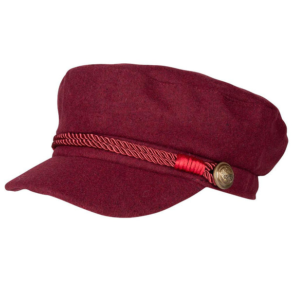 Sailor cap red
