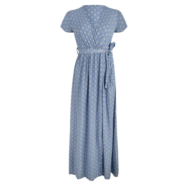 Teddy dress blue