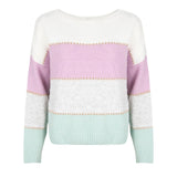Lola sweater lila
