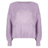 Lila sweater