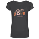 Electric love tee dark
