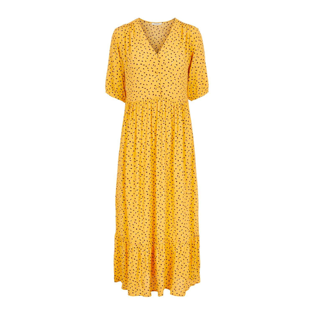 Nimma dress yellow