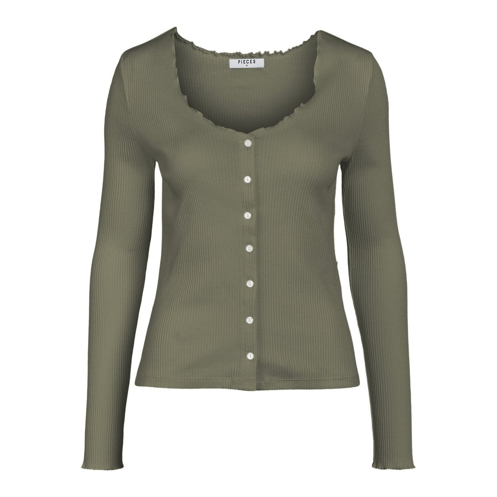 Nukisa cardigan green