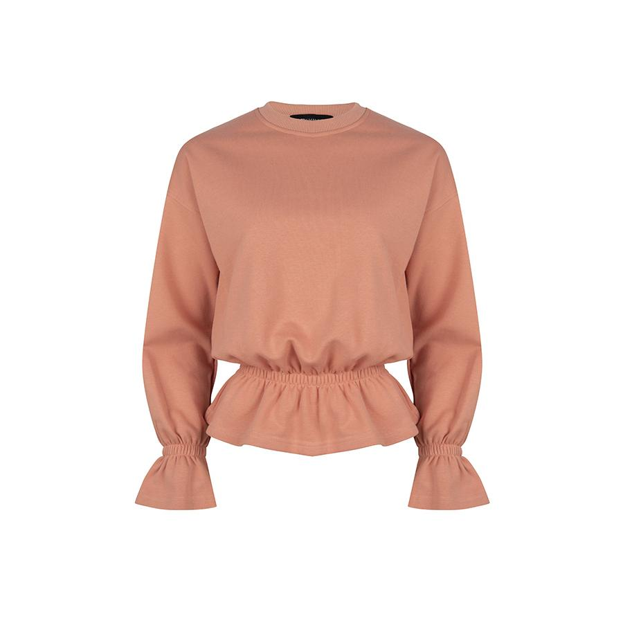 Salma sweater peach