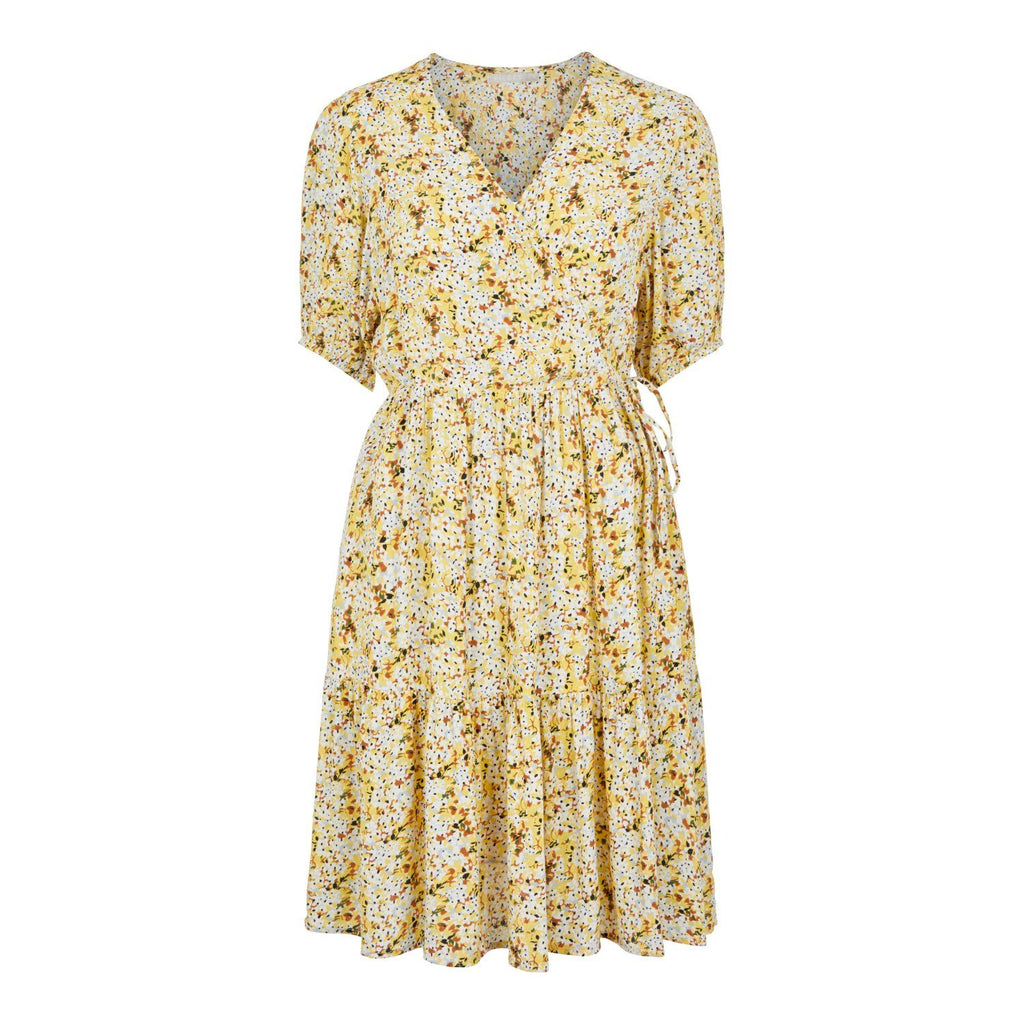 Sunny dress yellow