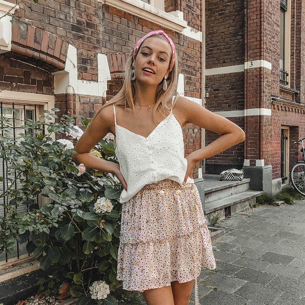 Indian summer skirt