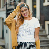 French Kisses tee