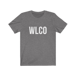 WLCO Classic Tee (white lettering)