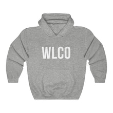 Load image into Gallery viewer, WLCO Classic Hoodie (white lettering)