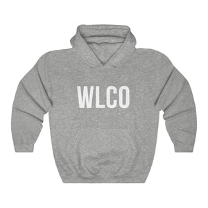 WLCO Classic Hoodie (white lettering)