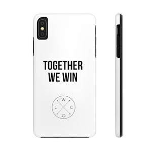 WLCO phone case (Case Mate Tough Phone Cases)