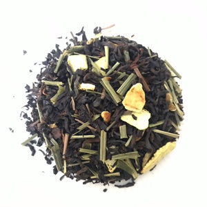 Pu erh Citron Orange - Fleur de Thé Boutique