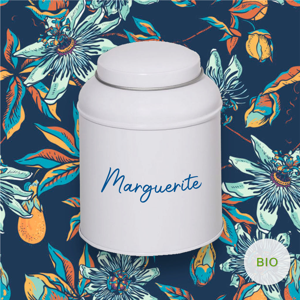 Verveine Mangue Orange Cassis Passiflore - Fleur de Thé Boutique