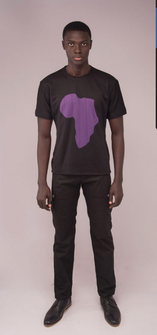 ATTO TETTEH - Printed T-shirt