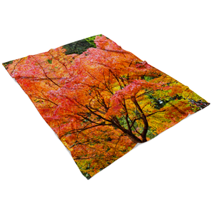 Autumn Leaves Blanket