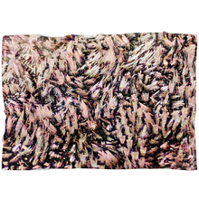Load image into Gallery viewer, Pink Icicle Fleece Blanket