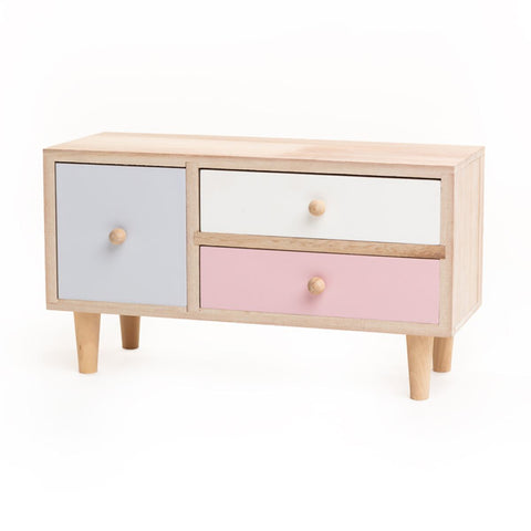 Pastel Table Top Drawers