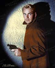 Alan Ladd THIS GUN FOR HIRE 1942 | Hollywood Pinups | Film Star Colour and B&W Prints