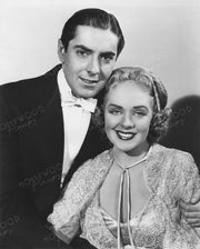 Alice Faye & Tyrone Power in ALEXANDERS RAGTIME BAND 1938 | Hollywood Pinups | Film Star Colour and B&W Prints