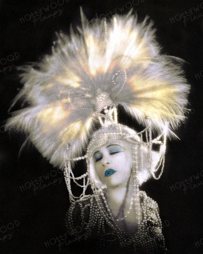 Alla Nazimova SALOME 1923 | Hollywood Pinups | Film Star Colour and B&W Prints