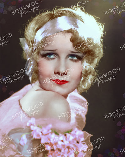 Anita Page Deco Doll by RUTH HARRIET LOUISE 1929 | Hollywood Pinups Color Prints
