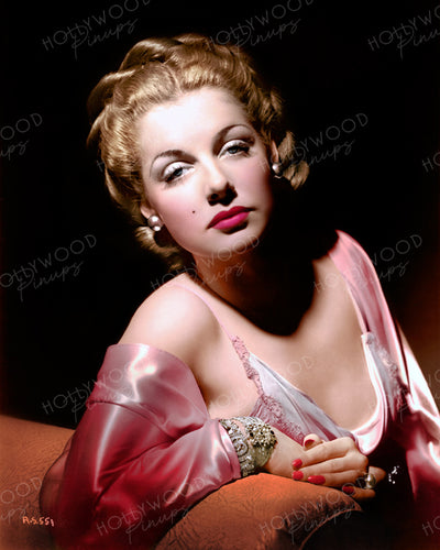 Ann Sheridan Sultry Glamour 1939 | Hollywood Pinups | Film Star Colour and B&W Prints