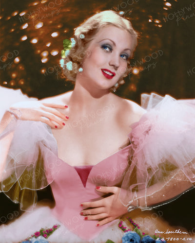Ann Sothern KID MILLIONS 1934 | Hollywood Pinups | Film Star Colour and B&W Prints