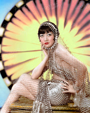 Anna May Wong DAUGHTER OF THE DRAGON 1931 | Hollywood Pinups | Film Star Colour and B&W Prints