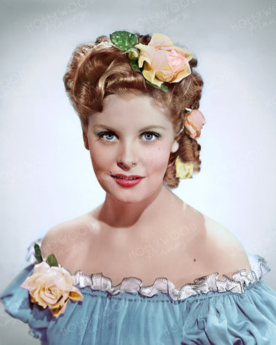 Arlene Dahl MY WILD IRISH ROSE 1947 | Hollywood Pinups | Film Star Colour and B&W Prints