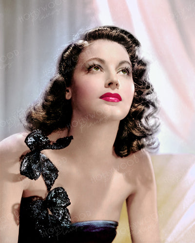 Ava Gardner Butterfly Beauty 1944 | Hollywood Pinups | Film Star Colour and B&W Prints