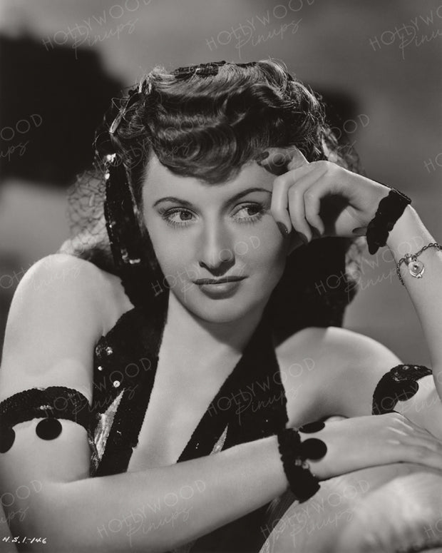 Barbara Stanwyck LADY OF BURLESQUE 1943 | Hollywood Pinups | Film Star Colour and B&W Prints