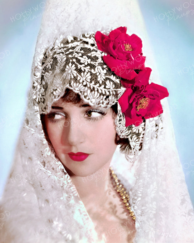 Bebe Daniels RIO RITA 1929 | Hollywood Pinups | Film Star Colour and B&W Prints