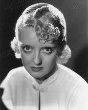 Bette Davis Blonde Ringlets 1934 | Hollywood Pinups | Film Star Colour and B&W Prints