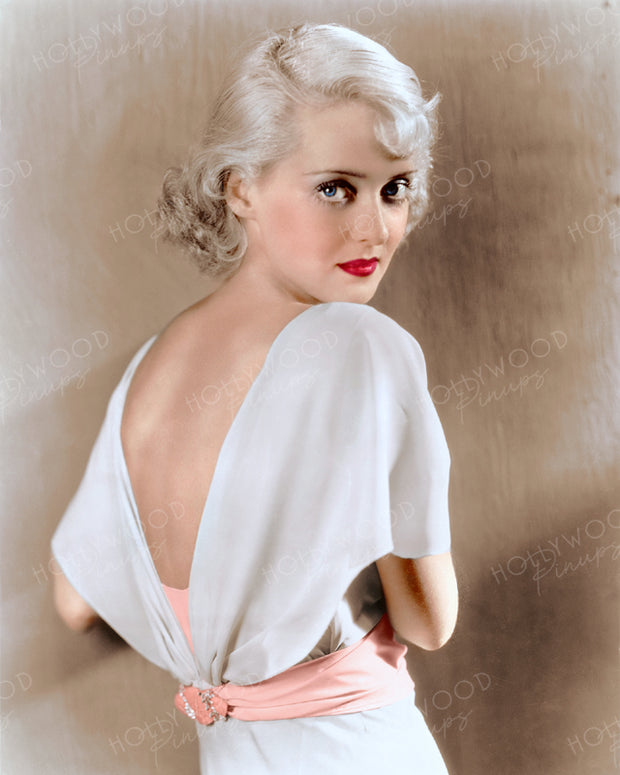 Bette Davis CABIN IN THE COTTON 1932 | Hollywood Pinups | Film Star Colour and B&W Prints