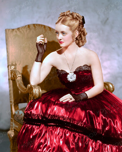 Bette Davis JEZEBEL 1938 | Hollywood Pinups | Film Star Colour and B&W Prints