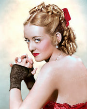Bette Davis Sultry Jezebel 1938 | Hollywood Pinups | Film Star Colour and B&W Prints