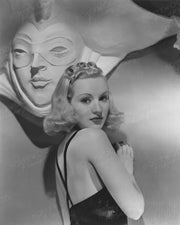 Betty Grable Goldie Locks 1938 | Hollywood Pinups | Film Star Colour and B&W Prints