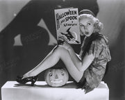 Betty Grable Halloween Stories 1938 | Hollywood Pinups | Film Star Colour and B&W Prints