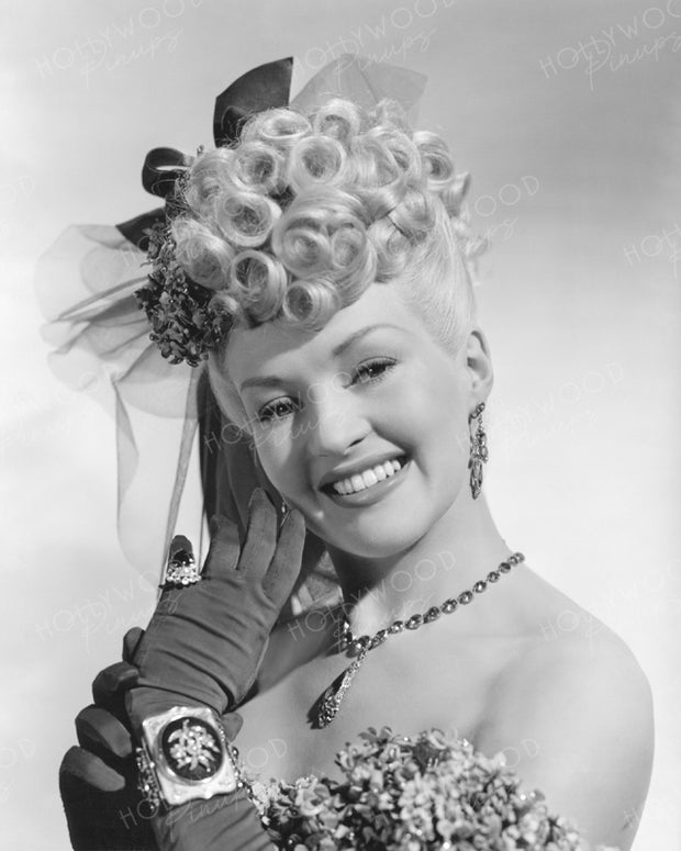 Betty Grable SWEET ROSIE O'GRADY 1943 | Hollywood Pinups | Film Star Colour and B&W Prints