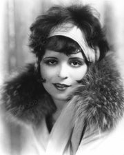 Clara Bow by EUGENE RICHEE 1927 | Hollywood Pinups | Film Star Colour and B&W Prints