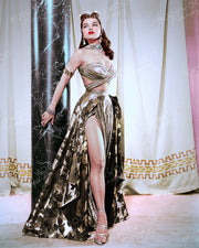 Debra Paget PRINCESS OF THE NILE 1954 | Hollywood Pinups | Film Star Colour and B&W Prints