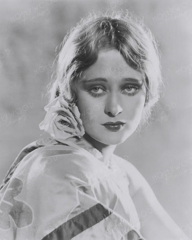 Dolores Costello Rose Beauty 1927 | Hollywood Pinups | Film Star Colour and B&W Prints