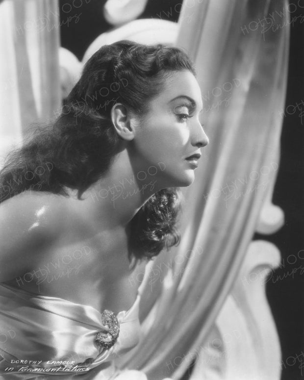 Dorothy Lamour Tropical Breeze 1941 | Hollywood Pinups | Film Star Colour and B&W Prints