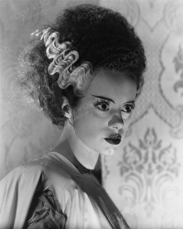 Elsa Lanchester BRIDE OF FRANKENSTEIN 1935 | Hollywood Pinups | Film Star Colour and B&W Prints