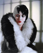 Evelyn Brent THE DRAGNET 1928 by Eugene Richee | Hollywood Pinups | Film Star Colour and B&W Prints