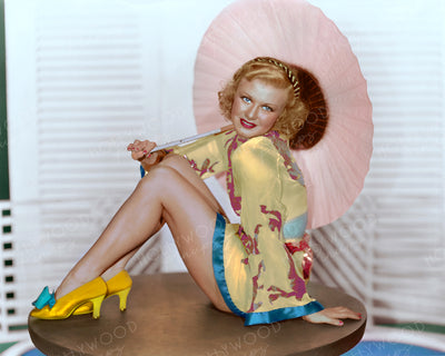 Ginger Rogers SITTING PRETTY 1933 | Hollywood Pinups | Film Star Colour and B&W Prints