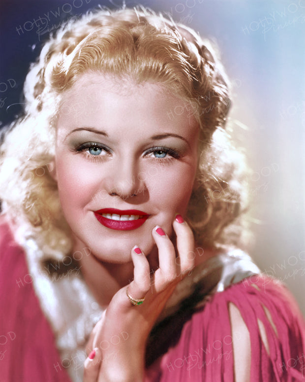 Ginger Rogers THE GAY DIVORCEE 1934 | Hollywood Pinups | Film Star Colour and B&W Prints