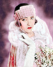 Gloria Swanson in BLUEBEARD'S EIGHTH WIFE 1923 | Hollywood Pinups | Film Star Colour and B&W Prints